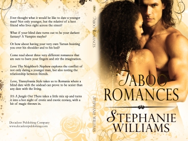Taboo Romance full cover
